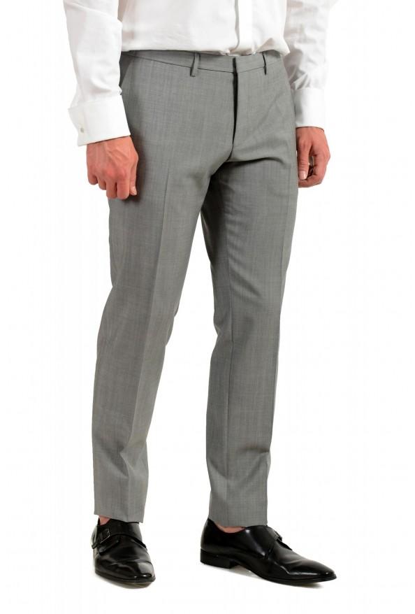 "Hugo Boss Men's ""Reymond/Wenten"" Extra Slim Fit Wool Mohair Two Button Suit: Picture 9"