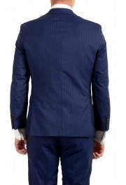 Hugo Boss Men's Johnstons5/Lenon1 Regular Fit Striped 100% Wool Two Button Suit: Picture 6