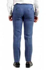 "Hugo Boss Men's ""Huge6/Genius5"" Slim Fit Plaid 100% Wool Two Button Suit: Picture 10"