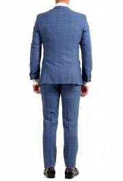 "Hugo Boss Men's ""Huge6/Genius5"" Slim Fit Plaid 100% Wool Two Button Suit: Picture 3"