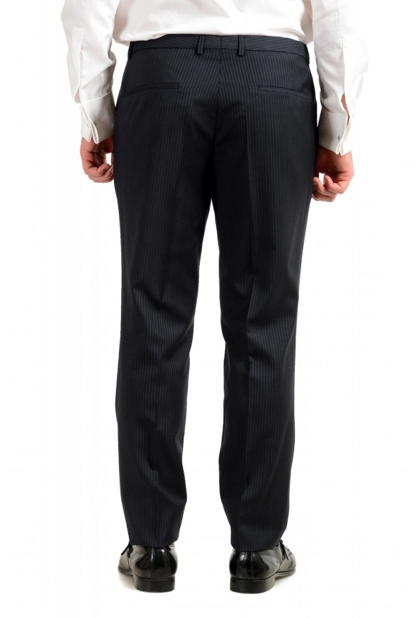 """Hugo Boss Men's """"Phil/Taylor182"""" Extra Slim Fit Striped Wool Two Button Suit: Picture 10"""