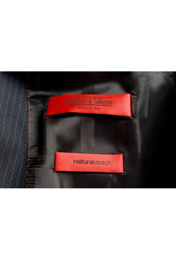 """Hugo Boss Men's """"Phil/Taylor182"""" Extra Slim Fit Striped Wool Two Button Suit: Picture 13"""