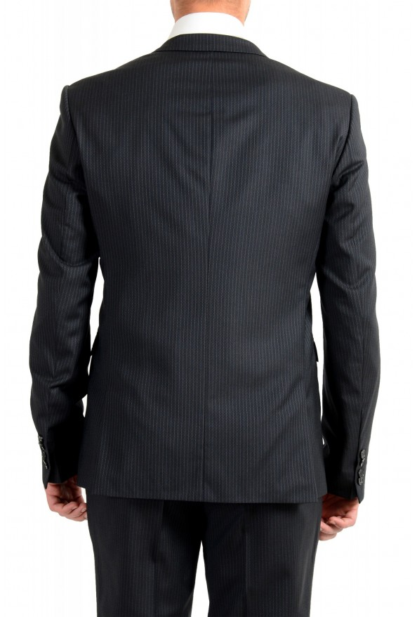 """Hugo Boss Men's """"Phil/Taylor182"""" Extra Slim Fit Striped Wool Two Button Suit: Picture 6"""