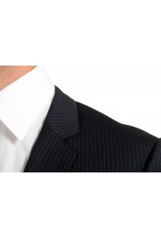 """Hugo Boss Men's """"Phil/Taylor182"""" Extra Slim Fit Striped Wool Two Button Suit: Picture 7"""