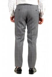 "Hugo Boss Men's ""Huge6/Genius5"" Slim Fit Gray 100% Wool Two Button Suit: Picture 10"
