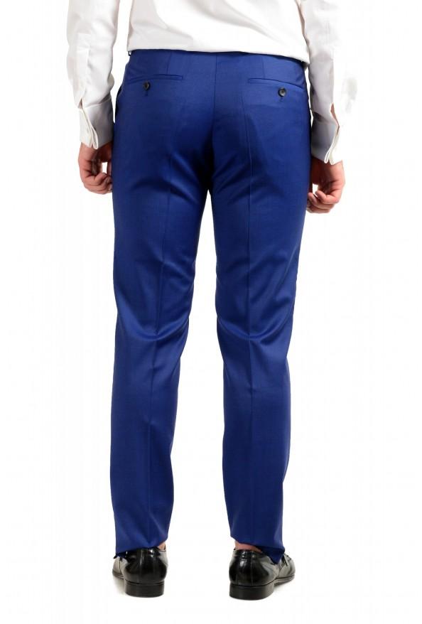 "Hugo Boss Men's ""Huge6/Genius5"" Slim Fit Blue 100% Wool Two Button Suit: Picture 10"