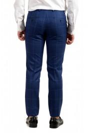"""Hugo Boss Men's """"Novan5/Ben2"""" Slim Fit Plaid 100% Wool Two Button Suit: Picture 10"""
