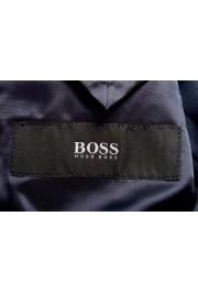 """Hugo Boss Men's """"Novan5/Ben2"""" Slim Fit Plaid 100% Wool Two Button Suit: Picture 12"""