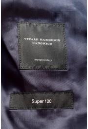 """Hugo Boss Men's """"Novan5/Ben2"""" Slim Fit Plaid 100% Wool Two Button Suit: Picture 13"""