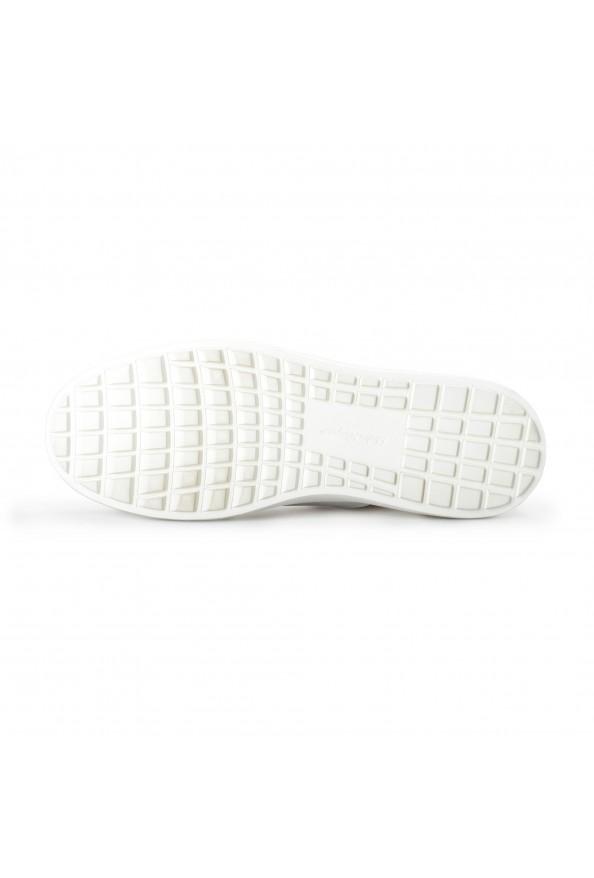 "Salvatore Ferragamo Men's ""CULT"" Leather Fashion Sneakers Shoes: Picture 6"
