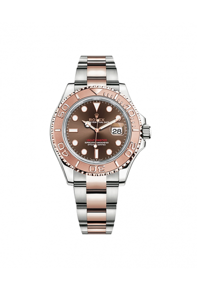 ROLEX 126621 YACHT-MASTER 40 IN OYSTERSTEEL AND EVEROSE GOLD WATCH