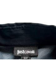 Just Cavalli Men's Button Down Long Sleeve Casual Shirt: Picture 6