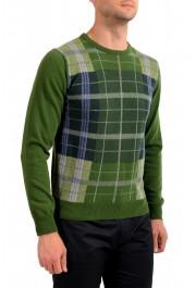 Moncler Men's Multi-Color 100% Wool Crewneck Sweater : Picture 2