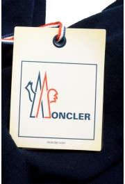 Moncler Men's Multi-Color Wool Turtleneck Pullover Sweater: Picture 7