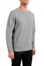 Moncler Men's Gray Wool Crewneck Sweatshirt : Picture 2