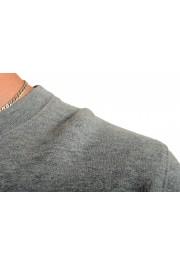 Moncler Men's Gray Wool Crewneck Sweatshirt : Picture 4
