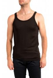 Dolce & Gabbana Men's Dark Brown Tank Top