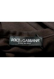 Dolce & Gabbana Men's Dark Brown Tank Top : Picture 4