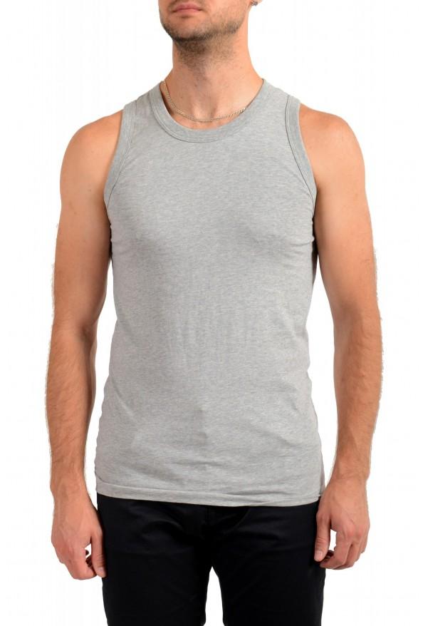 Dolce & Gabbana Men's Gray Tank Top