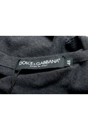 Dolce & Gabbana Men's Dark Gray Tank Top: Picture 4