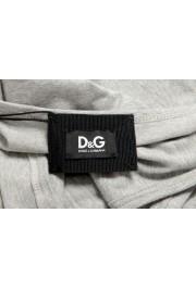 Dolce & Gabbana D&G Men's Gray Tank Top: Picture 4
