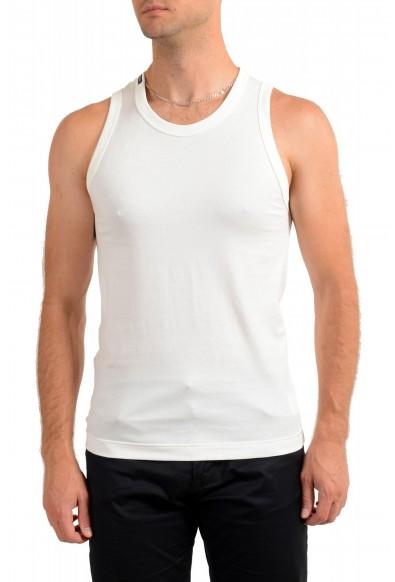 Dolce & Gabbana Men's White Tank Top