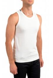 Dolce & Gabbana Men's White Tank Top: Picture 2
