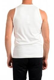 Dolce & Gabbana Men's White Tank Top: Picture 3