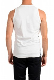 Dolce & Gabbana Men's Graphic Print Distressed Look Tank Top: Picture 3