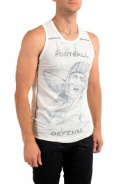 Dolce & Gabbana Men's Graphic Print Tank Top: Picture 2