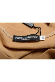 Dolce & Gabbana Men's Beige Basic Tank Top : Picture 4