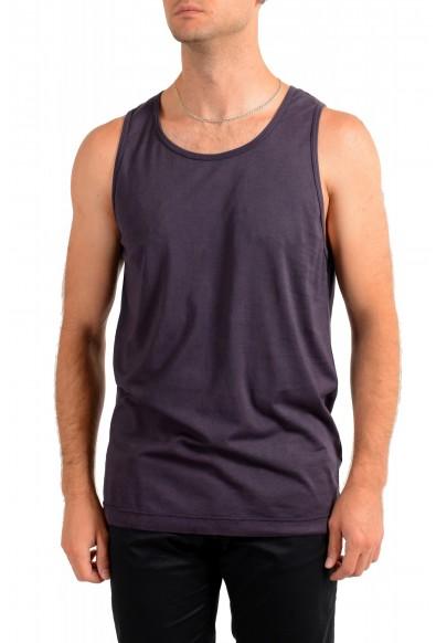 Dolce & Gabbana Men's Purple Tank Top