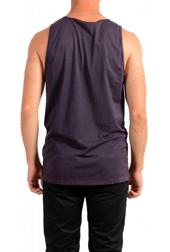 Dolce & Gabbana Men's Purple Tank Top: Picture 3