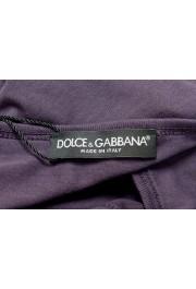 Dolce & Gabbana Men's Purple Tank Top: Picture 4