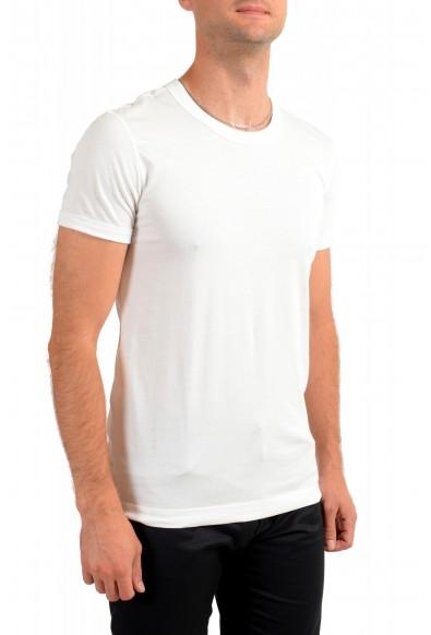 Dolce & Gabbana D&G Men's White Crewneck T-Shirt : Picture 2