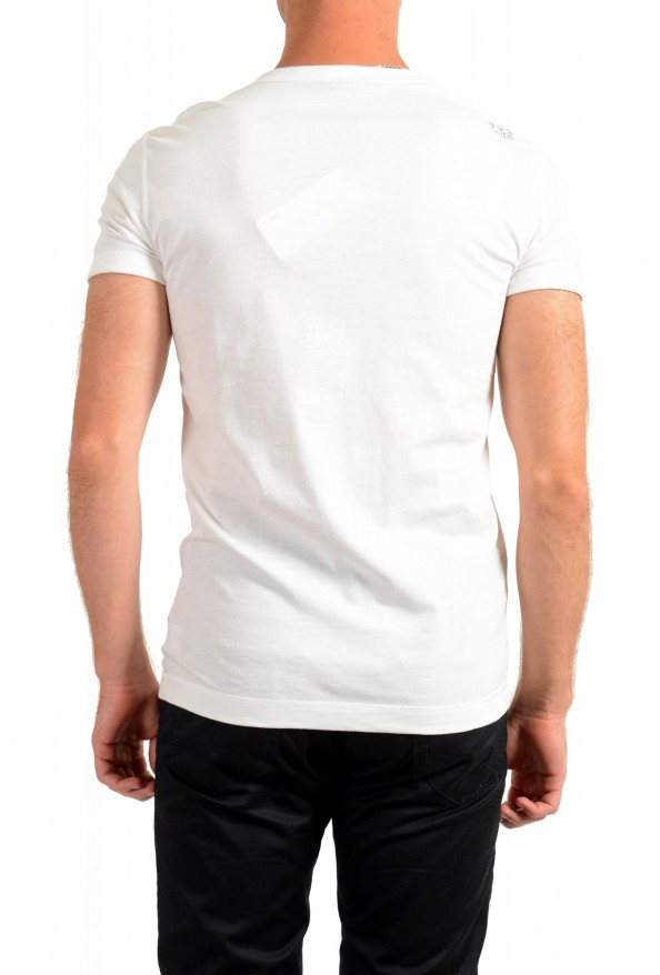 Dolce & Gabbana D&G Men's White Crewneck T-Shirt : Picture 3