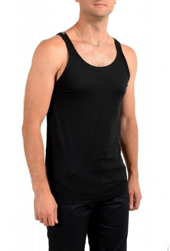 Dolce & Gabbana Men's Black Tank Top: Picture 2