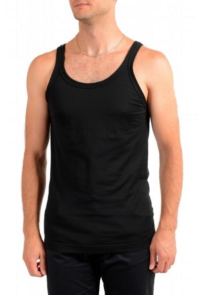 Dolce & Gabbana Men's Black Tank Top