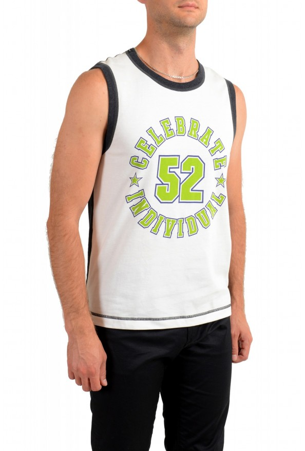 Dolce & Gabbana D&G Beachwear Men's Graphic Print Tank Top: Picture 2