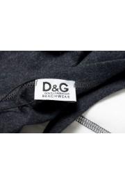 Dolce & Gabbana D&G Beachwear Men's Graphic Print Tank Top: Picture 4