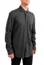 """Hugo Boss Men's """"Ridley_5"""" Slim Fit Long Sleeve Casual Shirt: Picture 2"""
