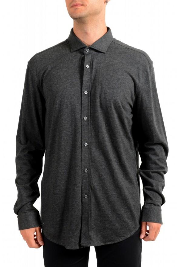 "Hugo Boss Men's ""Ridley_5"" Slim Fit Long Sleeve Casual Shirt"