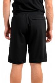 Armani Jeans Men's Black Sweat Shorts: Picture 3