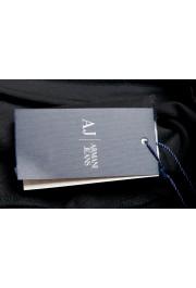 Armani Jeans Men's Black Sweat Shorts: Picture 5
