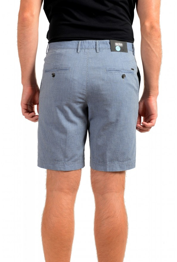 "Hugo Boss Men's ""Slice-Short"" Geometric Print Casual Shorts: Picture 3"