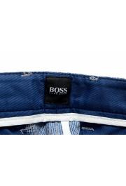"Hugo Boss Men's ""Slice-Short"" Geometric Print Casual Shorts: Picture 4"