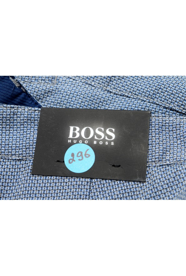 "Hugo Boss Men's ""Slice-Short"" Geometric Print Casual Shorts: Picture 5"