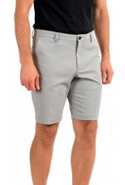 "Hugo Boss Men's ""Slice-Short"" Geometric Print Casual Shorts: Picture 2"