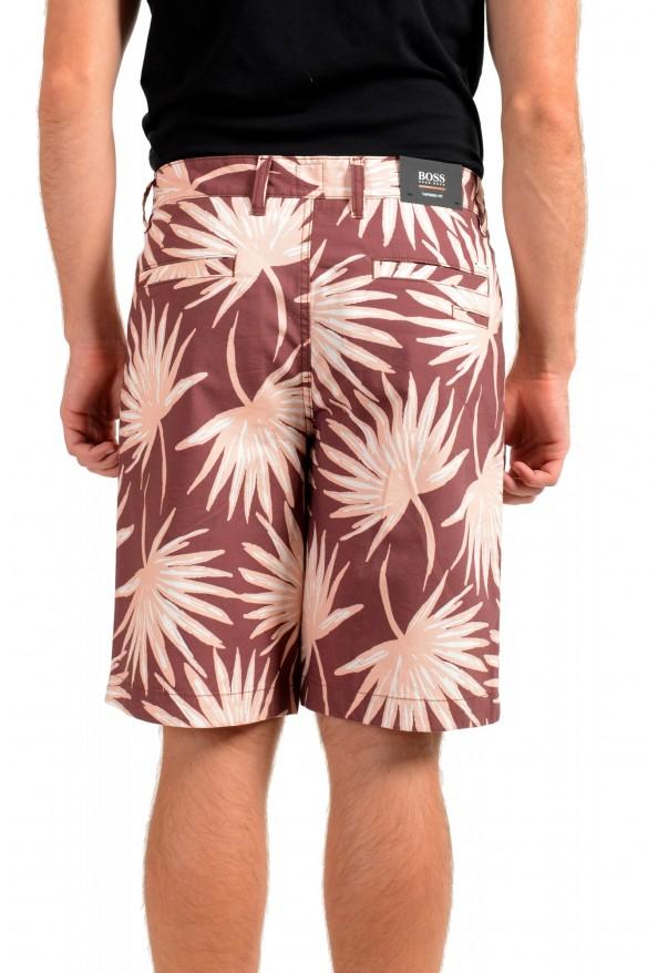 "Hugo Boss Men's ""Samson-Shorts"" Floral Print Casual Shorts: Picture 3"
