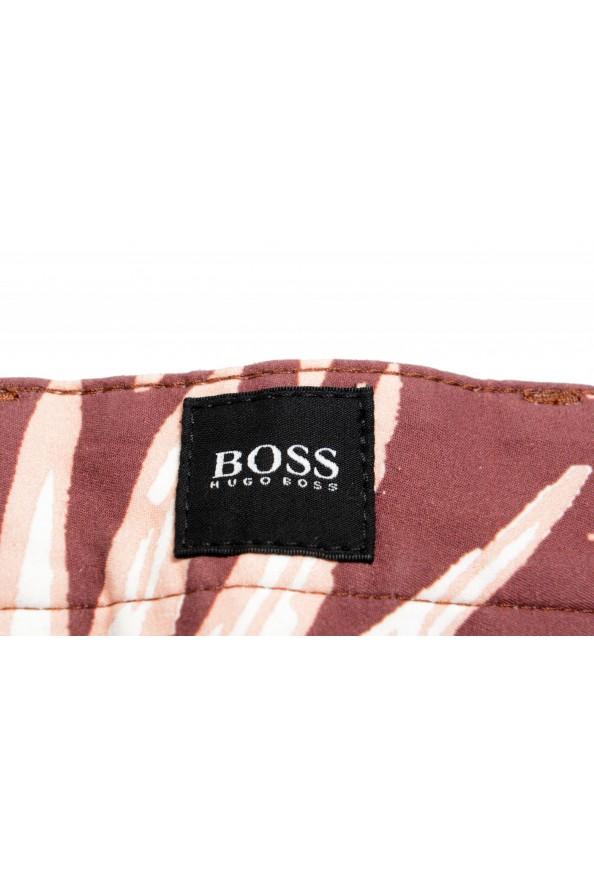 "Hugo Boss Men's ""Samson-Shorts"" Floral Print Casual Shorts: Picture 4"